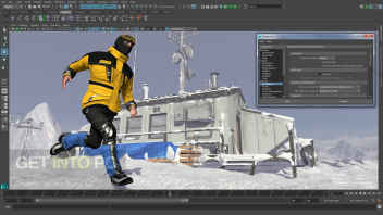 Autodesk-Maya-2018-Offline-Installer-Download