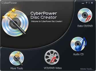 CyberPower Disc Creator