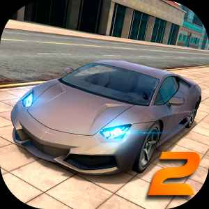 Extreme Car Driving Simulator 2 Apk
