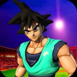 Fictional Goku Fidget Hero Apk