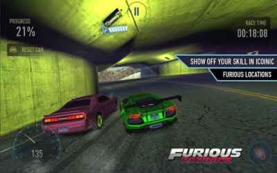 Furious Payback Racing Apk