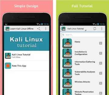Learn Kali Linux Apk