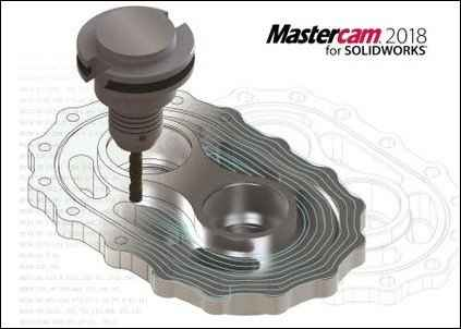 Mastercam 2018 for Solidworks