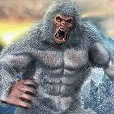 Mountain Beast Yeti Apes Survival Apk