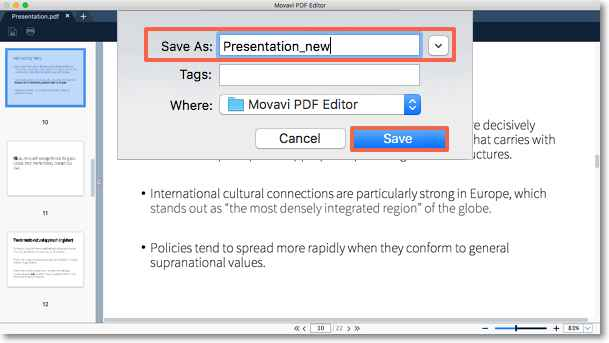 Movavi PDF Editor Full 1.6.0 İndir Download