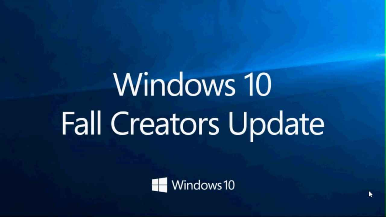 Windows 10 Fall Creators Multi Edition Version
