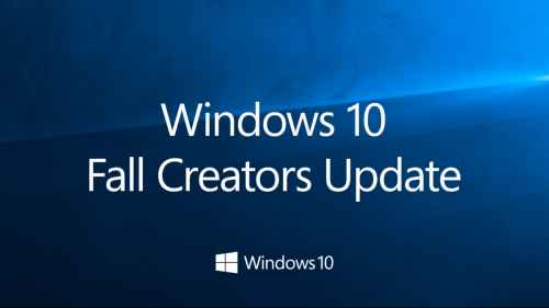 Windows 10 S Fall Creators 1709