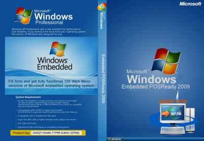 Windows Embedded POSReady 2009