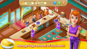 Restaurant Cooking Management apk