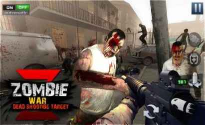 The Final Battleground Dead Zombie Battle Apk