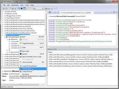 Redgate .NET Reflector