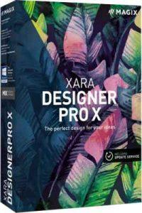 Xara Desiger Pro X