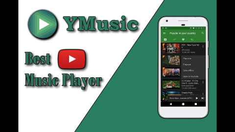 YMUSİC Youtube Music Player Downloader
