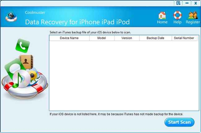 Coolmuster Data Recovery for iPhone iPad iPod (2)