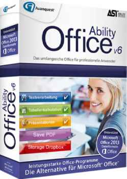 Portable Ability Office Pro