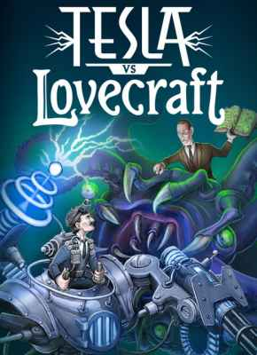 Tesla vs Lovecraft Full İndir