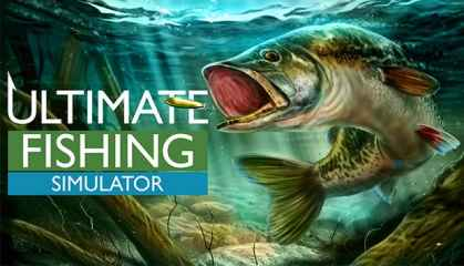 Ultimate Fishing Simulator Full PC Türkçe