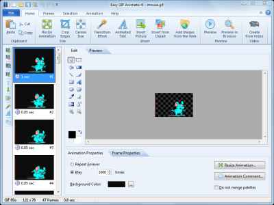 Yasisoft GIF Animator (2)