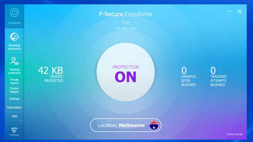 F-Secure FREEDOME VPN (2)