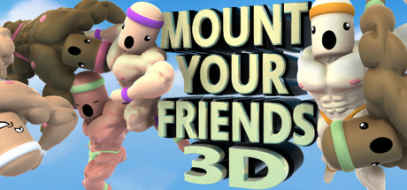Mount Your Friends 3D A Hard Man is Good to Climb PC