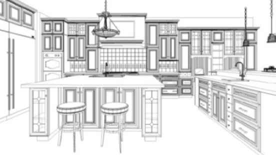 20-20 Kitchen Design