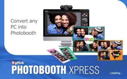 DgFlick Photo Booth Xpress PRO
