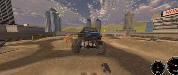 Monster Truck Drive PC
