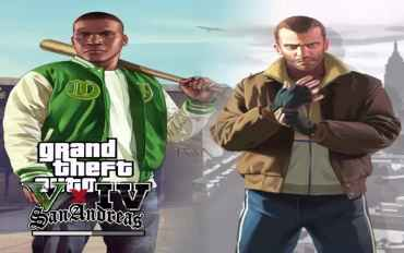 GTA Sanandreas İndir Full GTA 5 + GTA 4 MODLU Full Download