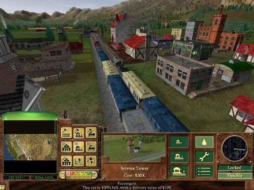 Railroad Tycoon 3 Full PC İndir Download
