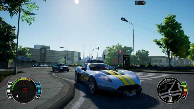City Patrol Police Full PC İndir
