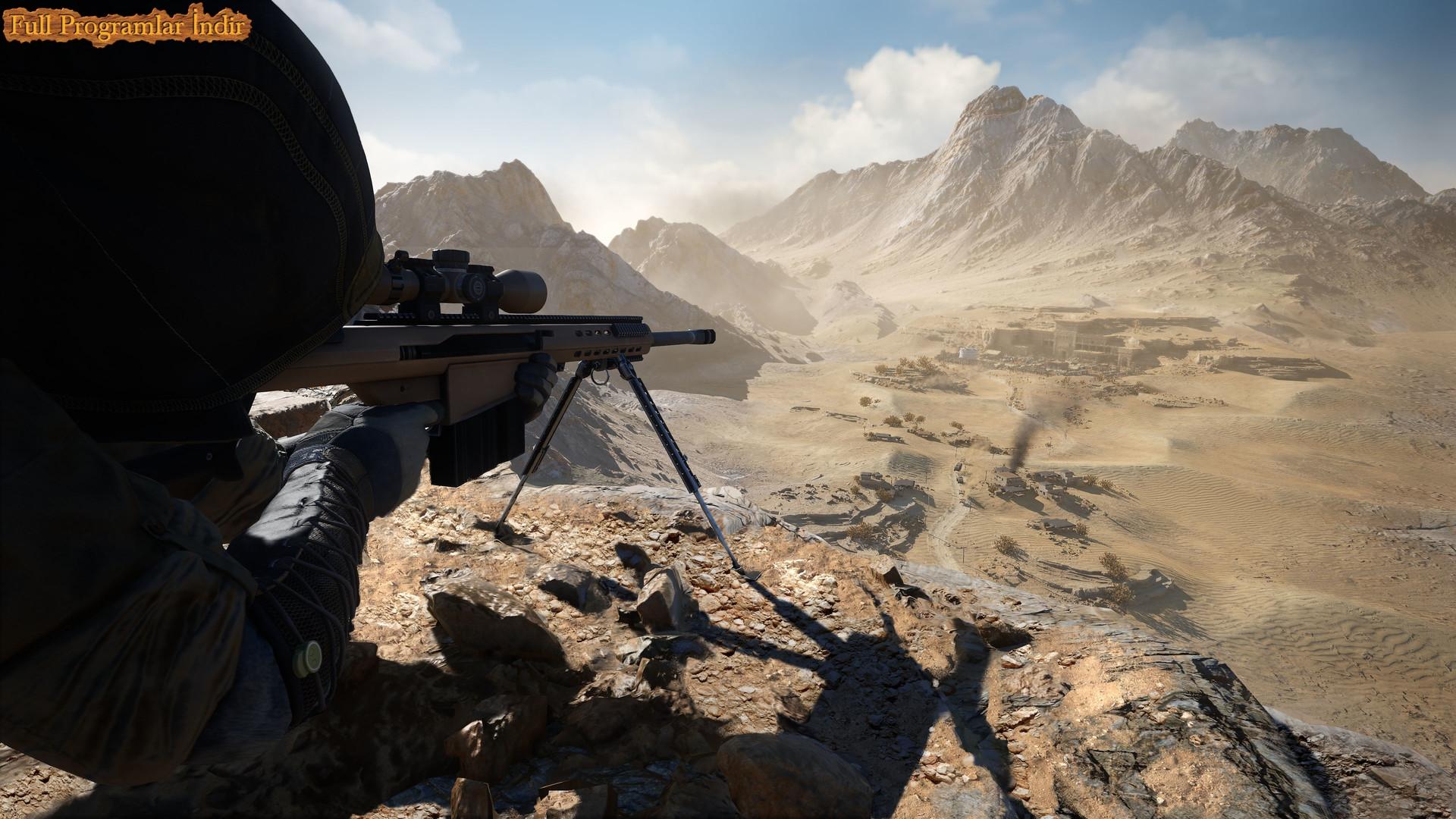 Sniper Ghost Warrior Contracts 2 İndir