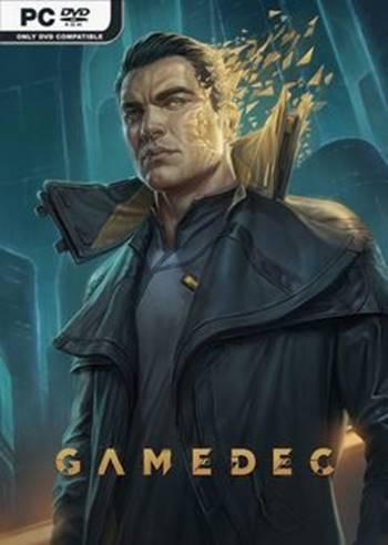 Gamedec Full İndir   PC   Torrent